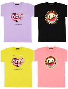 セクゾ24時間テレビTシャツデザイン