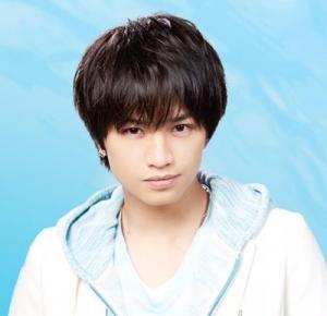 中島健人髪型 黒髪ストレート4