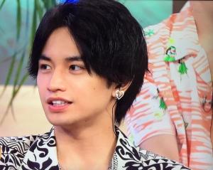 中島健人髪型 おでこ見え6