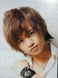 中島健人髪型 カラーヘア2